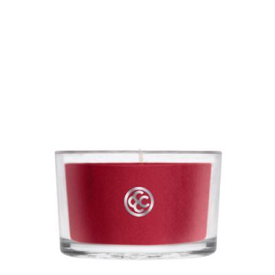 COLONIAL CANDLE 1867글래스 티라이트 캔들 크랜베리 코스모