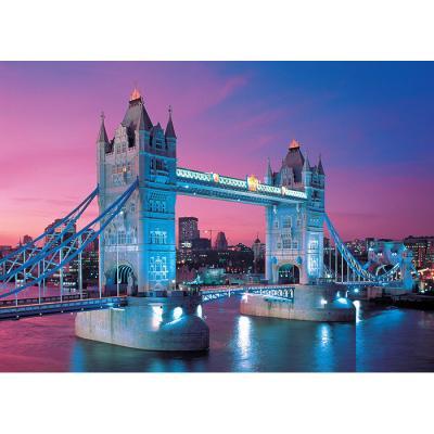 2000피스 직소퍼즐 - 런던 타워 브릿지의 황혼