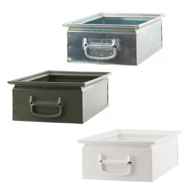 [House Doctor]Storage BOX 2 Small 3Colors 다용도박스
