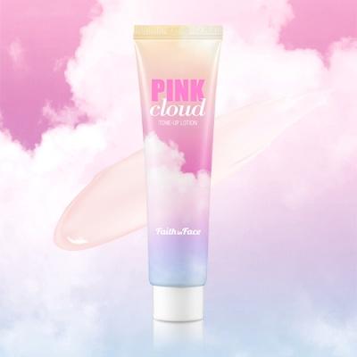 [페이스인페이스] 핑크 클라우드 톤 업 로션 45ml