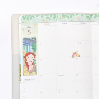 2020 빨강머리앤 심플데코다이어리(날짜형)