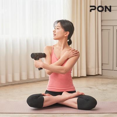 [PON] BLDC 전동 마사기건 포우먼_슬림형