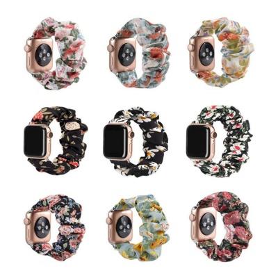 애플워치스트랩 se 6 5 4 세대 곱창밴드 시계줄 40 44
