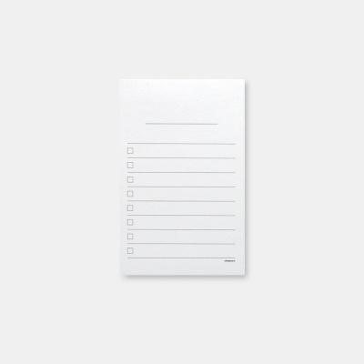 [스크래치 특가] 백상점 To do list Pad