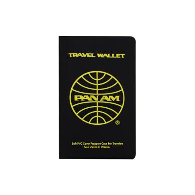 [PANAM] TRAVEL WALLET_ YELLOW
