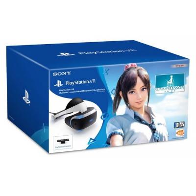 PS VR 본체 서머레슨 미야모토히카리 카메라 번들팩
