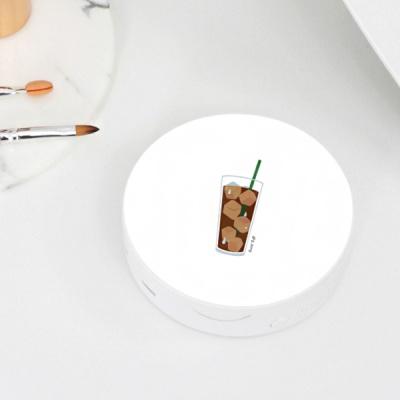 탐닉플러스 LED거울 보조배터리 헬로썸머 아메리카노