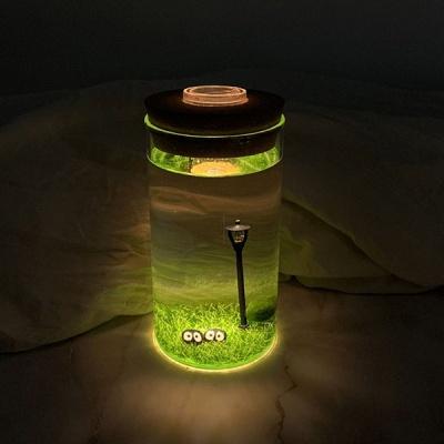 [피움디움]마리모 LED 무드등 - 먼지정령 피규어