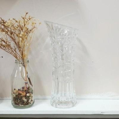 아트웨어 튤립화병 중 꽃병 인테리어 DIY 유리병