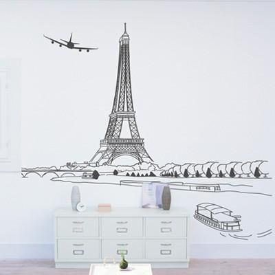 idk162-파리의 에펠탑과 센강