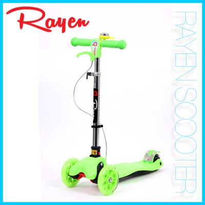 Rayen 레이앙 MINI SCOOTER_GREEN