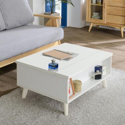 쁘레 리프트업 소파 테이블 800
