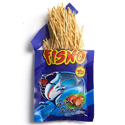 피쇼 소이소스(간장맛) 30g x 15봉 생선살 80% 함유
