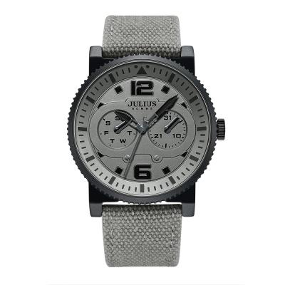 [쥴리어스 옴므 공식] JAH-115 남성시계 가죽시계