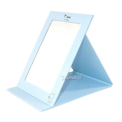 접이식스탠드거울 디자인랜덤 탁상거울 책상거울