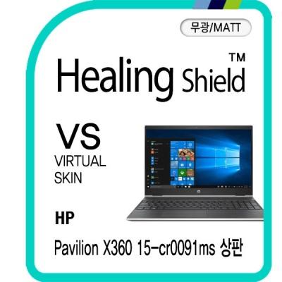 HP 파빌리온 X360 15-cr0091ms 상판 매트 보호필름2매
