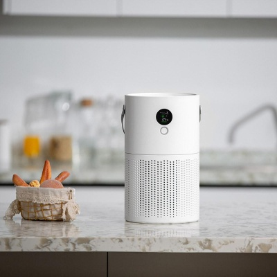 가정용 무선 충전식 퓨어 음이온 PM2.5 공기청정기