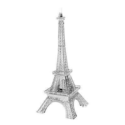 3D입체퍼즐▶ 메탈실버 - 에펠탑 (미니)