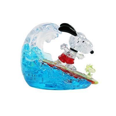 3D입체퍼즐 스누피 서핑 CP907275