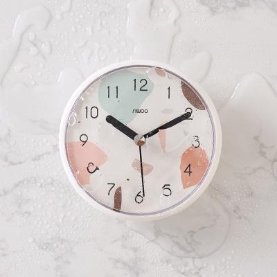 [시우아트] 무소음 욕실시계 16종 (방수/흡착)