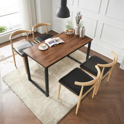 포스티 식탁 세트B 1400 + 의자 4개포함