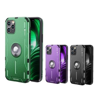 아이폰 12 미니 프로 맥스 휴대폰링 메탈 하드 케이스