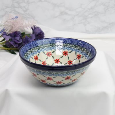 폴란드그릇 아티스티나 국공기 국그릇 대접 패턴1494