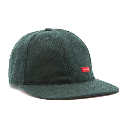토포디자인 WOOL BALL CAP FOREST TDBC015