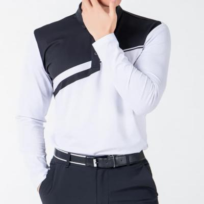 골프웨어 골프복 긴팔 티셔츠 남성 기능성 라운딩 DB7