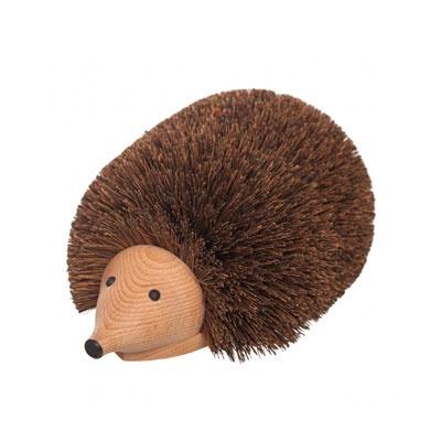 고슴도치 신발털이_ Shoe-Cleaning Hedgehog