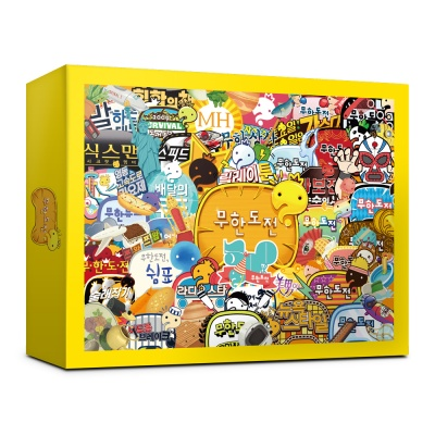 [무한도전]로고모음편 직소퍼즐 (300피스)