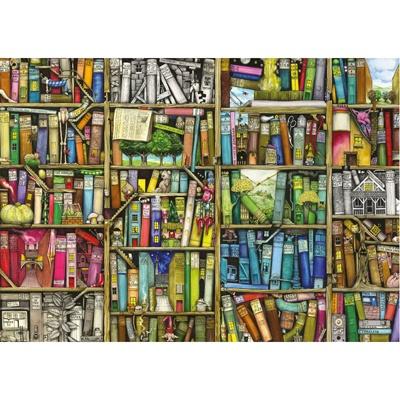 1000조각 직소퍼즐▶ 재미있는 서점 (RA19137)