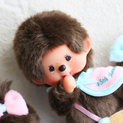 몬치치 45th Anniverssary Happy Trip Monchhichi Boy S