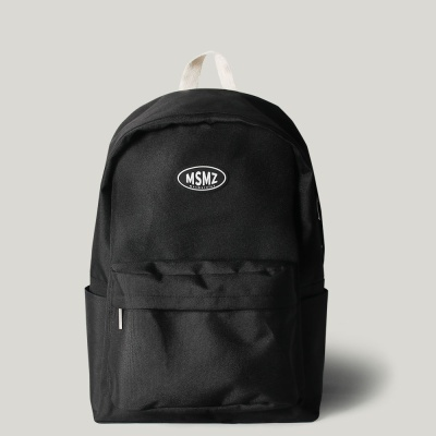 The basic bagpack _ Black