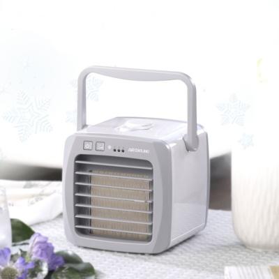에어 쿨링 미니 냉풍기 휴대용 선풍기 캠핑용