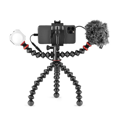 조비 모바일 GorillaPod Mobile Vlogging Kit