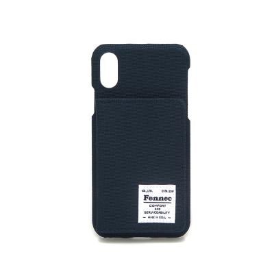 FENNEC C&S iPHONE X/XS POCKET CASE - NAVY