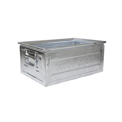 [텐트마크디자인] 파미 스틸 박스 27L 아연도금