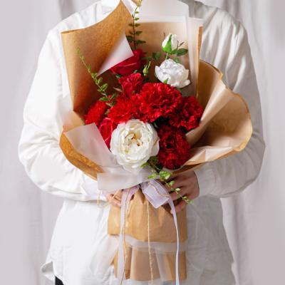 어버이날 카네이션 꽃다발 이벤트꽃 프리미엄믹스