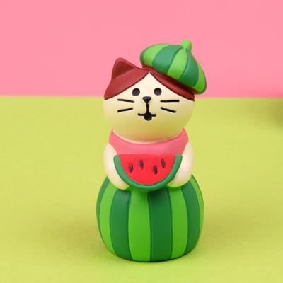 concombre 수박요정 고양이