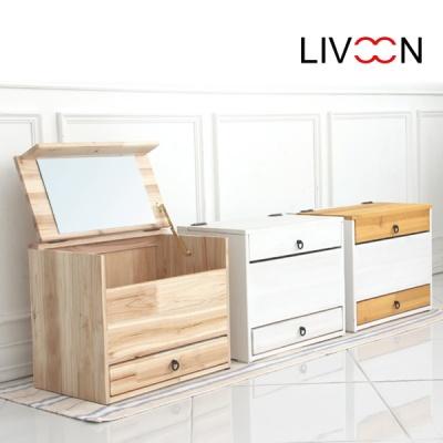 리브온(LIVOON) 400 레베 좌식 화장대