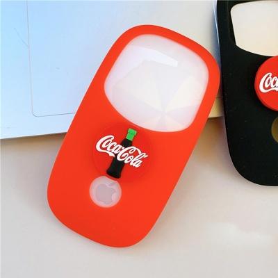 애플 매직마우스 1/2 콜라 실리콘 보호 커버 케이스