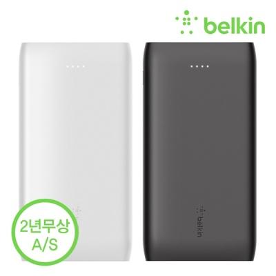 벨킨 USB-C 고속 충전 보조배터리 + 케이블 BPB001bt
