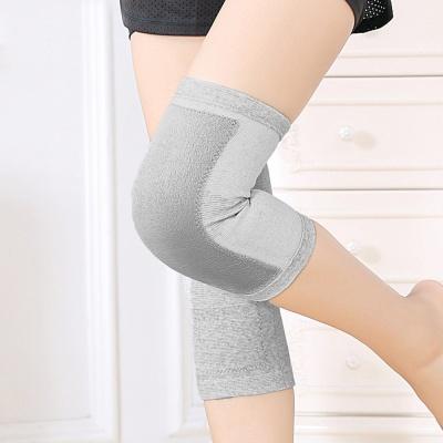 스판덱스 보온 무릎보호대 / 2p 탄력 방한 무릎워머