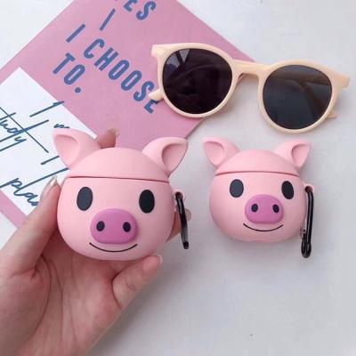 실리콘 돼지 에어팟 1세대 2세대 케이스