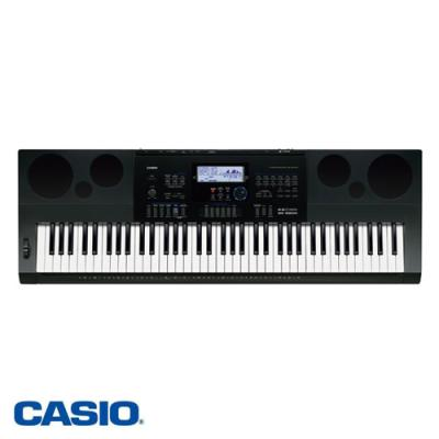 [CASIO/공식수입정품] 카시오 전자 키보드 WK-6600 (76 건반)