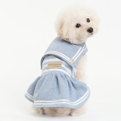 씨문원피스 블루