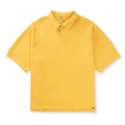 CB 오버핏 PK티셔츠 (옐로우)