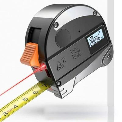 머레이 줄자+레이저거리측정기 NS-100 MR-11