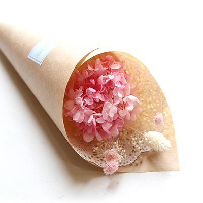 핑크수국 미니부쉬